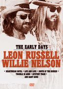 Leon Russell & Willie Nelson - The Early Days