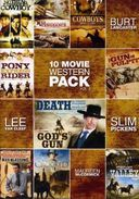 10-Movie Western Pack, Volume 2 (2-DVD)