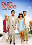 Burn Notice - Season 4 (4-DVD)