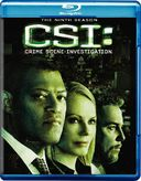 CSI: Crime Scene Investigation - Complete 9th Season (Blu-ray)
