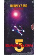 Babylon 5 - Journey's End - Season 5 (2-VHS)