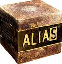 Alias - Complete Seasons 1-5 (29-DVD)