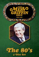 The Merv Griffin Show: The 80's (4-DVD)