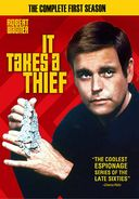 It Takes a Thief - Complete 1st Season (5-DVD)
