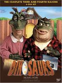 Dinosaurs - Complete 3rd & 4th Seasons (4-DVD)