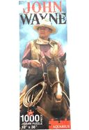 John Wayne - Riding - 1000-Piece Slim Puzzle