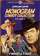 Monogram Cowboy Collection, Volume 5 (3-Disc)