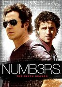 Numb3rs - Complete 6th Season (4-DVD)