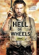 Hell on Wheels - Complete 2nd Season (3-DVD)