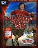 Gulliver's Travels (3D Blu-ray + Blu-ray + DVD +