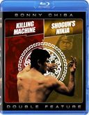 Killing Machine / Shogun's Ninja (Blu-ray)