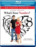 What's Your Number? (Blu-ray + DVD)