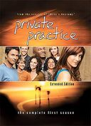 Private Practice - Complete 1st Season (3-DVD)