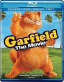 Garfield: The Movie - Triple Play (Blu-ray + DVD