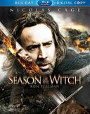 Season of the Witch (Blu-ray, Includes Digital