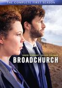 Broadchurch - Complete 1st Season (3-DVD)