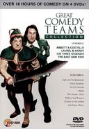 Great Comedy Teams Collection (4-DVD)