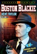 Boston Blackie - Volume 2: 4-Episode Collection