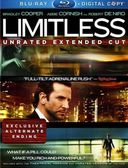 Limitless (Blu-ray, Unrated, Includes Digital