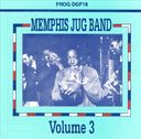 Memphis Jug Band, Volume 3 [Frog]