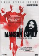The Manson Family (2-DVD, Unrated)