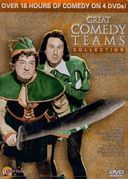 Great Comedy Teams Collection [Tin Case] (4-DVD)
