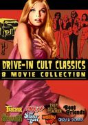 Drive-In Cult Classic - 8 Movie Set (2-DVD)
