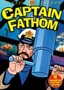 Captain Fathom (Animated): 4-Episode Collection