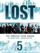 Lost - Complete 5th Season (5-DVD)