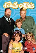 Family Affair - Season 2 (5-DVD)