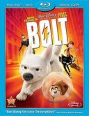 Bolt (Blu-ray, With DisneyFile)