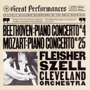 Beethoven: Piano Concerto No. 4 / Mozart: Piano