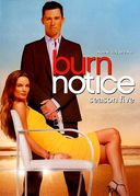 Burn Notice - Season 5 (4-DVD)