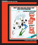 That Man from Rio / Up to His Ears (Blu-ray)