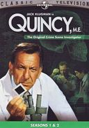 Quincy, M.E. - Season 1 & Season 2 (3-DVD)