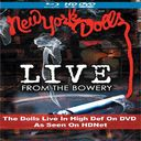 New York Dolls: Live from the Bowery (Blu-ray)