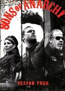 Sons of Anarchy - Season 4 (4-DVD)