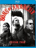 Sons of Anarchy - Season 4 (Blu-ray)