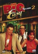 The Big Easy - Season 2 (3-DVD)