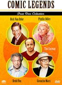 Comic Legends (4-DVD)