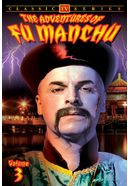Adventures of Fu Manchu, Volume 3