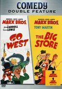 The Marx Brothers: Double Feature: Go West / The