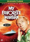 My Favorite Martian - Season 3 (5-DVD)