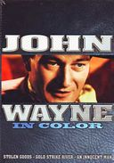 John Wayne In Color Collection (Stolen Goods /