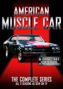 Cars - American Muscle Car: Complete Series