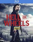 Hell on Wheels - Complete 4th Season (Blu-ray)