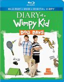Diary of a Wimpy Kid: Dog Days (Blu-ray + DVD)