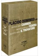 Opera Exclusive: Plácido Domingo Live (4-DVD)