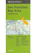 Rand Mcnally San Francisco Bay Area: Regional Map