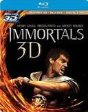 Immortals 3D (Blu-ray)